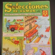 Tebeos: DDT (1956, BRUGUERA) -SELECCIONES DE HUMOR- 15 · 7-I-1957 · SELECCIONES DE HUMOR DE EL DDT. Lote 269345513