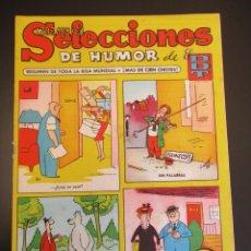Tebeos: DDT (1956, BRUGUERA) -SELECCIONES DE HUMOR- 10 · 3-XII-1956 · SELECCIONES DE HUMOR DE EL DDT. Lote 269345958