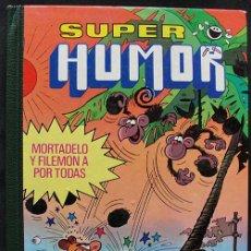 Tebeos: SUPER HUMOR - VOLUMEN XI - MORTADELO Y FILEMON A POR TODAS - EDITORIAL BRUGUERA, 1983 - 4ª EDICION. Lote 269355113