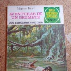 Tebeos: COMIC DE JOYAS LITERARIAS JUVENILES LAS AVENTURAS DE UN GRUMETE DEL AÑO 1976 Nº 157. Lote 269397368