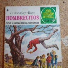 Tebeos: COMIC DE JOYAS LITERARIAS JUVENILES HOMBRECITOS DEL AÑO 1978 Nº 127. Lote 269399903
