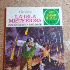 Tebeos: COMIC DE JOYAS LITERARIAS JUVENILES LA ISLA MISTERIOSA DEL AÑO 1970 Nº 113. Lote 269401918
