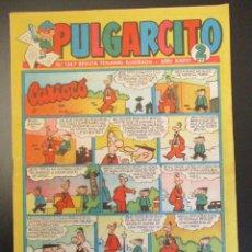 Tebeos: PULGARCITO (1946, BRUGUERA) 1347 · 1-III-1957 · PULGARCITO. Lote 269402008