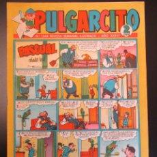 Tebeos: PULGARCITO (1946, BRUGUERA) 1348 · 8-III-1957 · PULGARCITO. Lote 269402343