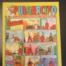 Tebeos: PULGARCITO (1946, BRUGUERA) 1350 · 22-III-1957 · PULGARCITO. Lote 269402623