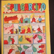 Tebeos: PULGARCITO (1946, BRUGUERA) 1354 · 19-IV-1957 · PULGARCITO. Lote 269402953