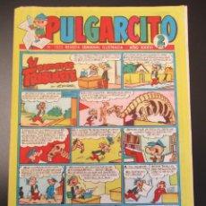 Tebeos: PULGARCITO (1946, BRUGUERA) 1355 · 26-IV-1957 · PULGARCITO. Lote 269403263