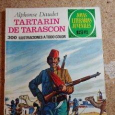 Tebeos: COMIC DE JOYAS LITERARIAS JUVENILES TARTARIN DE TARASCON DEL AÑO 1973 Nº 69. Lote 269403388