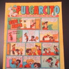 Tebeos: PULGARCITO (1946, BRUGUERA) 1366 · 12-VII-1957 · PULGARCITO. Lote 269404023