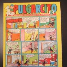 Tebeos: PULGARCITO (1946, BRUGUERA) 1375 · 13-IX-1957 · PULGARCITO. Lote 269405193