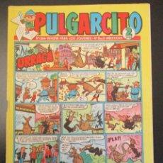 Tebeos: PULGARCITO (1946, BRUGUERA) 1386 · 25-XI-1957 · PULGARCITO. Lote 269405693