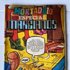 Tebeos: MORTADELO ESPECIAL MARCIANOS - BRUGUERA «INFRECUENTE». Lote 269418633