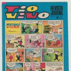 Tebeos: TIO VIVO - Nº 582 - ED. BRUGUERA - 1972. Lote 269580368