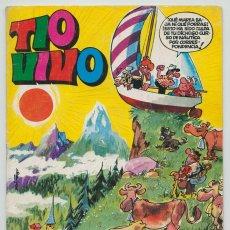 Tebeos: TIO VIVO - EXTRA DE VERANO - ED. BRUGUERA - 1969. Lote 269581533