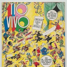 Tebeos: TIO VIVO - ESPECIAL CARNAVAL - ED. BRUGUERA - 1974. Lote 269582848