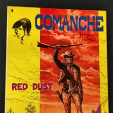Tebeos: COMANCHE - RED DUST - BRUGUERA -. Lote 269586403