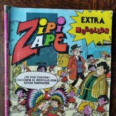 Tebeos: ZIPI Y ZAPE EXTRA MOGOLLON Nº 50- HISTORIA LARGA, ALI BEBER - CONTIENE POSTER DE MORTADELO.. Lote 269595058