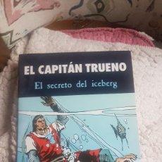 Tebeos: EL CAPITAN TRUENO , EL SECRETO DEL ICEBERG. Lote 269631738