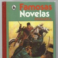 Tebeos: FAMOSAS NOVELAS TOMO XXI, 1983, BRUGUERA, PRIMERA EDICIÓN, MUY BUEN ESTADO. Lote 269731678