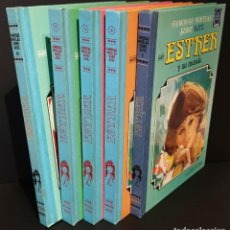 Tebeos: TEBEOS ESTHER EDITORIAL BRUGUERA LOTE DE 5 TOMOS EN MUY BUEN ESTADO MIRAR BIEN LAS FOTOS. Lote 269736153
