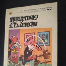 Tebeos: LAS MEJORES HISTORIETAS DEL COMIC ESPANOL 39. MORTADELO FILEMON. Lote 269759763