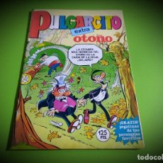 Tebeos: PULGARCITO EXTRA Nº 74 CON CALENDARIO POSTER PERSONAJES BRUGUERA EXCELENTE ESTADO. Lote 269770578