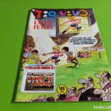 Tebeos: SUPER TIO VIVO -EXTRA FUTBOL -BRUGUERA. Lote 269773048