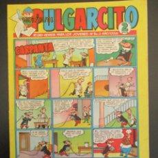 Tebeos: PULGARCITO (1946, BRUGUERA) 1385 · 18-XI-1957 · PULGARCITO. Lote 269776093
