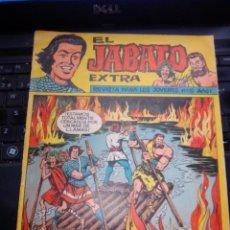 Tebeos: EL JABATO EXTRA Nº 10 EDITA BRUGUERA. Lote 269788268