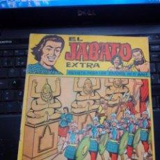 Tebeos: EL JABATO EXTRA Nº 11 EDITA BRUGUERA. Lote 269788378