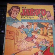 Tebeos: EL JABATO EXTRA Nº 5 EDITA BRUGUERA. Lote 269788618