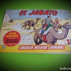 Tebeos: EL JABATO Nº 87 ORIGINAL. Lote 269807098