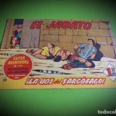 Tebeos: EL JABATO Nº 88 ORIGINAL. Lote 269807178