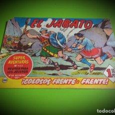 Tebeos: EL JABATO Nº 130 ORIGINAL. Lote 269807283