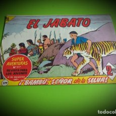 Tebeos: EL JABATO Nº 279 ORIGINAL. Lote 269807343