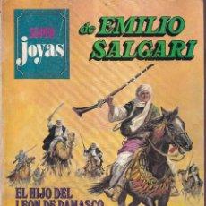 Tebeos: SUPER JOYAS Nº 36 EMILIO SALGARI - ED. BRUGUERA 1980. Lote 269815178