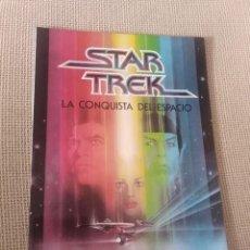 Tebeos: CÓMIC STAR TREK LA CONQUISTA DEL ESPACIO. Lote 270128053