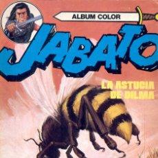 Tebeos: JABATO (ÁLBUM COLOR) Nº 5. Lote 270142323