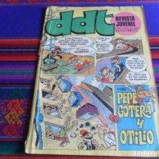 Tebeos: DDT Nº 338 CON ASTERIX Y LUCKY LUKE Y 408. BRUGUERA 1974. 8 PTS.. Lote 11139769