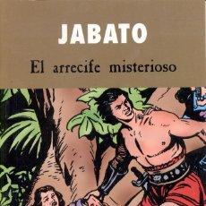 Tebeos: JABATO (EL ARRECIFE MISTERIOSO). Lote 270145658