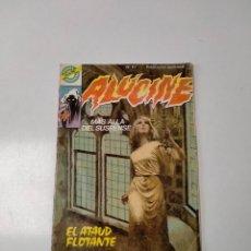 Tebeos: CÓMIC ALUCINE NÚMERO 10 EDITORIAL BRUGUERA AÑO 1985. Lote 270149703