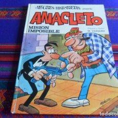 Tebeos: ALEGRES HISTORIETAS Nº 13 ANACLETO, MISIÓN IMPOSIBLE. BRUGUERA 1971. BUEN ESTADO.. Lote 270149898