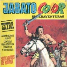 Tebeos: JABATO (SUPERAVENTURAS) Nº 1. Lote 270151543