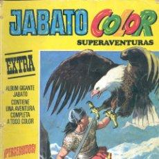 Tebeos: JABATO (SUPERAVENTURAS) Nº 3. Lote 270151683