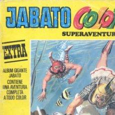 Tebeos: JABATO (SUPERAVENTURAS) Nº 6. Lote 270151773
