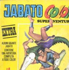 Tebeos: JABATO (SUPERAVENTURAS) Nº 9. Lote 270151878