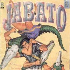 Tebeos: JABATO (HISTÓRICA) Nº 17. Lote 270152193