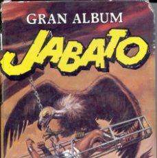 Tebeos: JABATO (GRAN ÁLBUM) CON DAÑOS. Lote 270155068