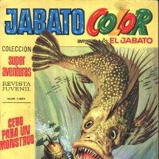 Tebeos: JABATO COLOR Nº 22. Lote 270156713