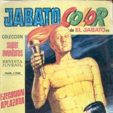 Tebeos: JABATO COLOR Nº 48. Lote 270157148